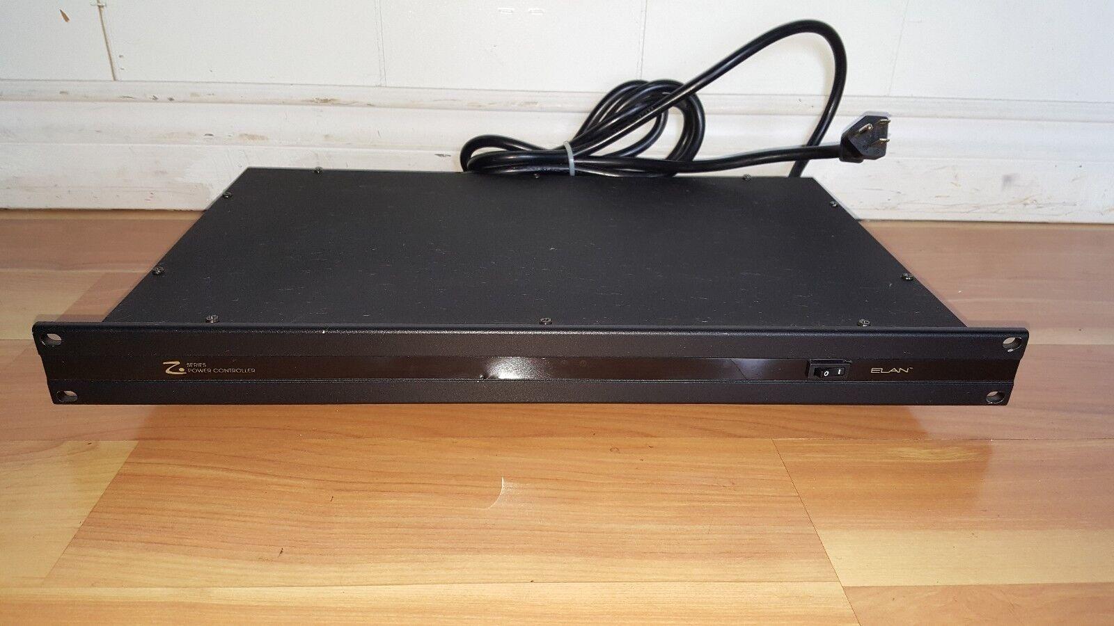 Elan zpower/zpowerr power controller 8 outlet