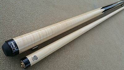 NEW Pure X Pool Cue HXTSN, 'Sneaky Pete',  HXT LD Shaft, Kamui Black Soft Tip!