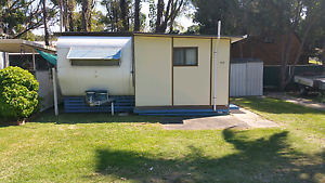 Family Caravan and Annexe For Sale Mannering Park Wyong Area Preview
