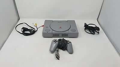 Sony Playstation 1 One Mod Chip SCPH-9002 Console Bundle