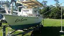 Fishing slow boat Kennedy Cassowary Coast Preview