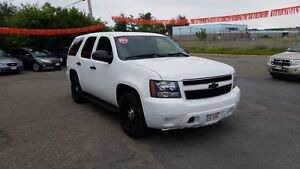 2011 Chevrolet Tahoe Police Vehicle