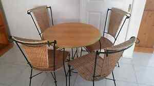 Table with 4 chairs Doncaster East Manningham Area Preview