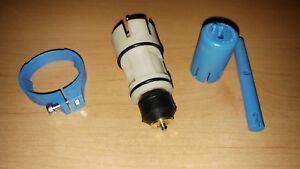 Vaillant Ecotec Diverter Valve Cartridge REPLACEMENT - BLACK PLASTIC 0020020015