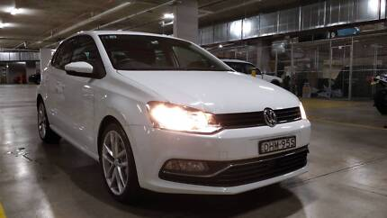 VW Polo 2016 - Low KM - as NEW - Price dropped to sell!