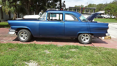 1956 ford customline 2 door partially restored used for 1956 ford customline 2 door hardtop