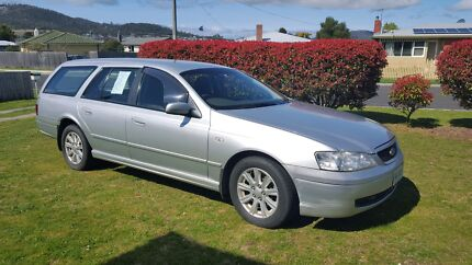 Ford Falcon wagon 2004 Rokeby Clarence Area Preview