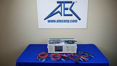 Tektronix Pa4000 4 Channel 30a Multi-phase Power Analyzer