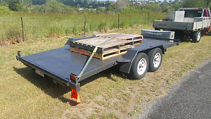 *CHEAP $50 CAR TRAILER HIRE!*