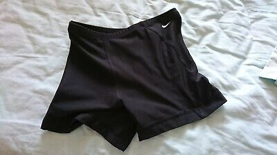 Nike ladies sports/fitness shorts, sz small, black, excellent condition, not Pro