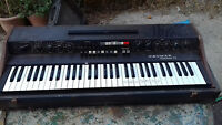 Crumar Organizer T1 Vintage Organo Synthesizer Keyboard Analog Transistor Italy -  - ebay.it