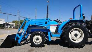 TRACTORAMA MITSUBISHI 32HP TRACTOR/FEL Welshpool Canning Area Preview