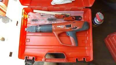 Hilti Dx 460 Powder Actuated Fastening Tool Pre Owned.