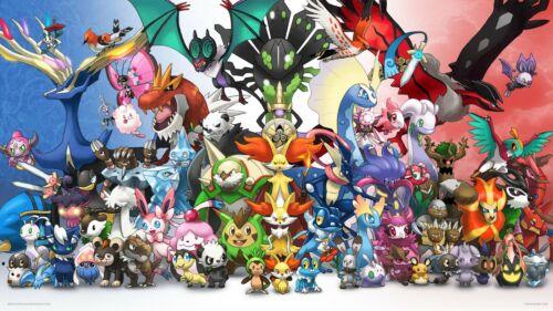 ALL Legit legendary/event for Pokemon Sword and Shield! Pokemon Home