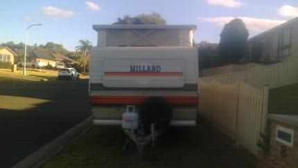 Millard caravan Raby Campbelltown Area Preview