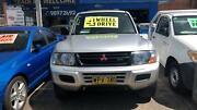 2000 Mitsubishi Pajero GLS 4x4 ! Fully Serviced & Inspected ! Granville Parramatta Area Preview