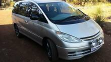 Toyota Tarago Wagon 2002 Midland Swan Area Preview