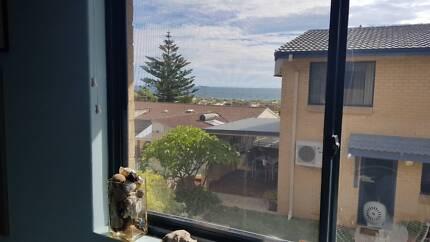 Main Bedroom with Ocean View - Scarborough Oceanfront