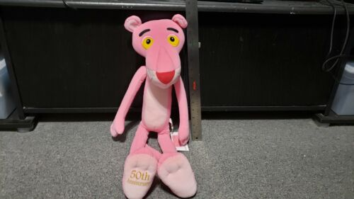 50th Anniversary Japanese Pink Panther Plush