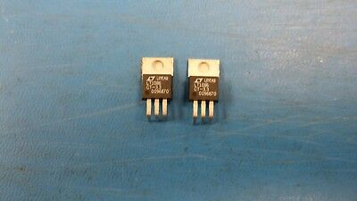 1pcs-LINEAR LT1086CT Transistor TO-220 1.5A Low Dropout Positive Regulator