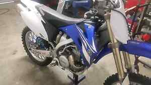 Yz 450f 2007 Longford Northern Midlands Preview