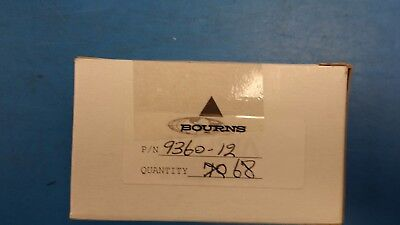 4 Pcs 9360-12 Jw Miller Fixed Rf Inductor 100uh 10 Axial Lead