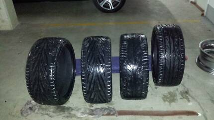 Used Tyres for Sale 245/35R19 QTY 4 Gladesville Ryde Area Preview