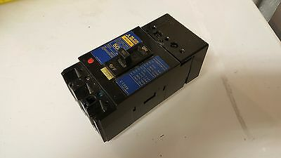 Mitsubishi No-Fuse Circuit Breaker NF50-SS, 50 AMP, 3 Pole, Used, WARRANTY