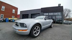 2006 FORD MUSTANG CONVERTIBLE - CUIR - CLEAN CARPROOF