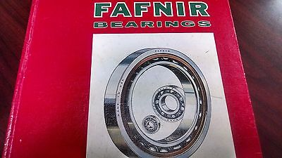 Fafnir 2mm201wi Cr Du Super Precision Ball Bearing