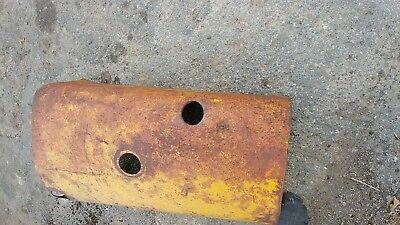 John Deere 1010 Crawler Dozer Hood