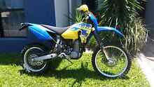 Husaberg FE650 Bushland Beach Townsville Surrounds Preview