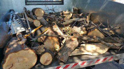 FREE FIREWOOD DELIVERED FOR $30 Parramatta Parramatta Area Preview