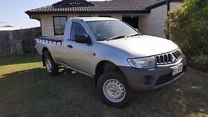 2007 Mitsubishi Triton GL MY07 Single Cab Ute Yamanto Ipswich City Preview