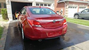 2012 Turbo charged Buick Regal premium 2