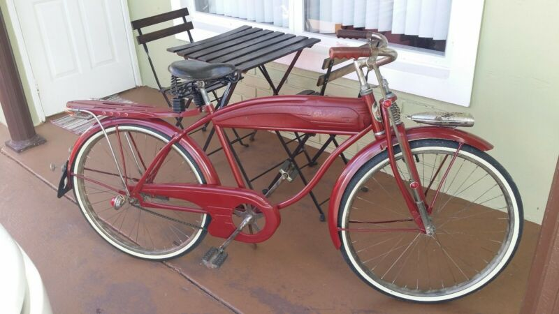 Vintage Columbia 5 Star Classic Bicycle .