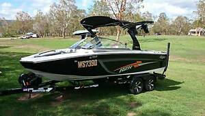 2014 Tige RZR wakeboard boat Bardon Brisbane North West Preview