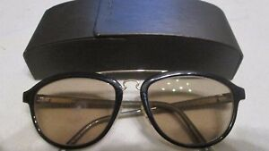a508f35ad31 Osiris black   brown glasses   sunglasses frames. Sun RX Luca. With case.