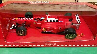 1/18 Ferrari F1 Michael Schumacher 1997 Launch Version