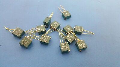 Trimmer Pot 2k Ohm Variable Resistor 10 Irc 850-208-2k0 4 Pcs