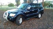 2002 Mitsubishi Pajero Exceed **12 month warranty only $295** Archerfield Brisbane South West Preview