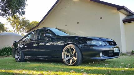 2004 Ford Falcon BA XR6 Turbo