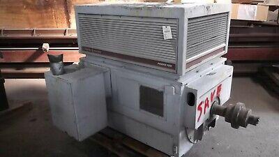 500 Hp General Electric Ac Electric Motor 1800 Rpm Fr P211 Wpibb 4160 V Eok