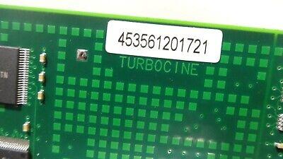 Hp Philips Sonos 5500 Ultrasound Turbocine Pci Transmit Board 453561201721
