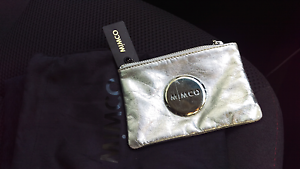Brand new mim pouch silver with tags and dust bag Adelaide CBD Adelaide City Preview
