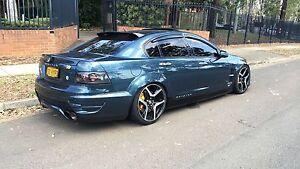 vf hsv wheels for sale pretty much new cheapp!!!! Camden Camden Area Preview