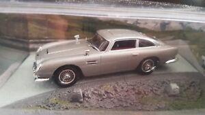 Aston Martin DB5 Goldfinger  James Bond  IXO/ALTAYA  1-43 scale Model Car