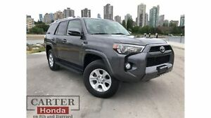 2014 Toyota 4Runner SR5 V6 + PRICED TO MOVE! RUNNING OUT OF SPAC