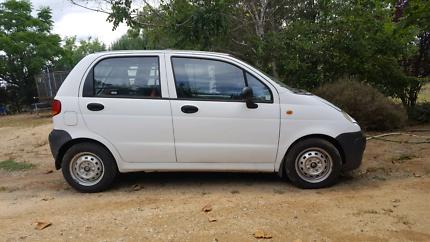 Daewoo Matiz 2000 van