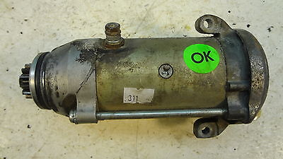 1979 Yamaha XS1100 XS 1100 Y311' starter motor tested and working